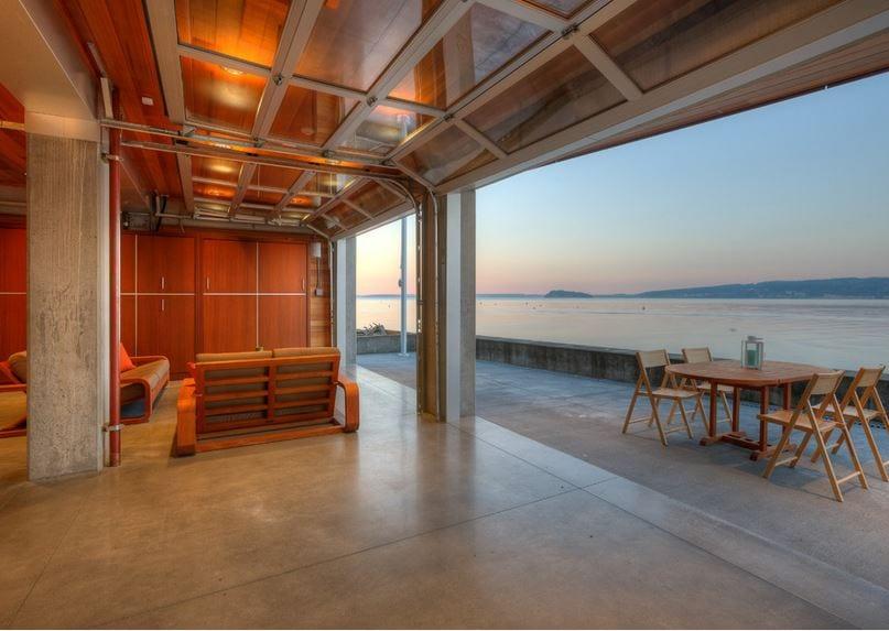 garage doors aren t just for garages
