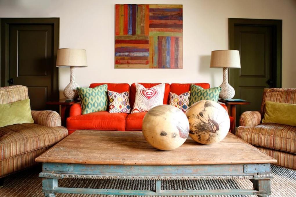 Large Wall Art Sofa