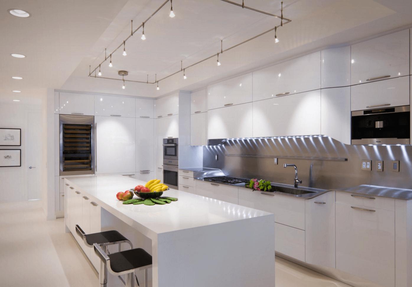 kitchen ceiling spotlights