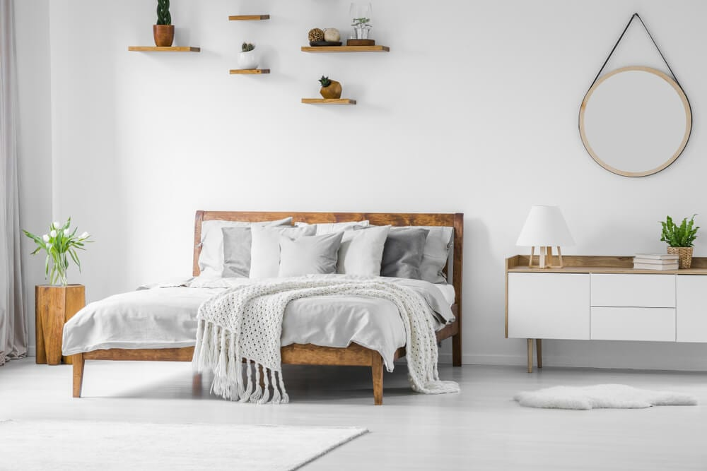bad bedroom cleaning habits to put to bed