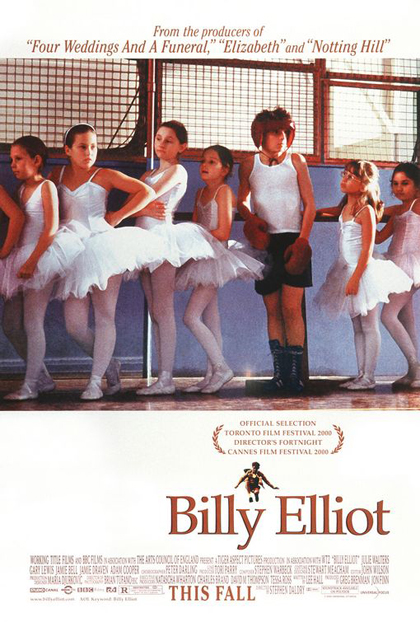 Locandina Billy Elliot