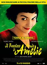 Locandina Il favoloso mondo di Amelie