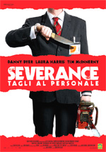 Severance (locandina)