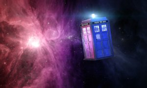The Tardis: Bigger on the Inside