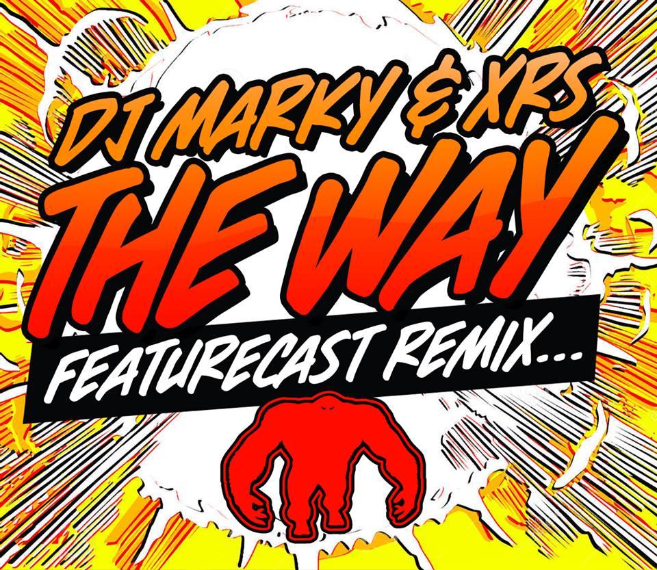 DJ Marky - The Way (Featurecast Remix)