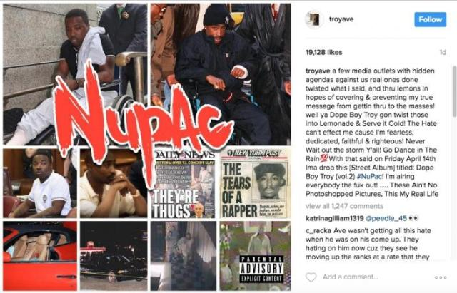 troy ave nupac