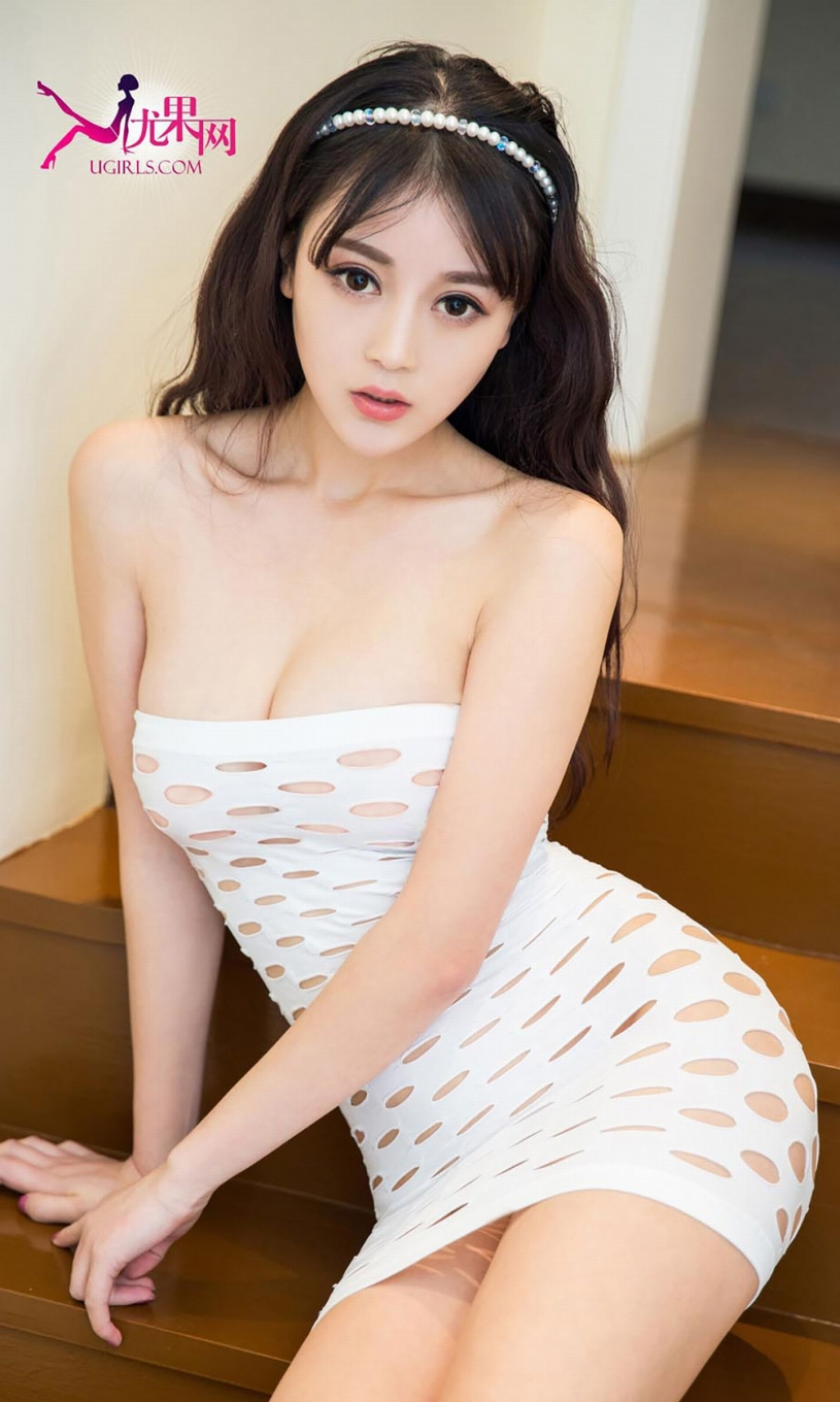 Kitty Teen Gravure Kopalke Lycra Dress Ugirls-2766