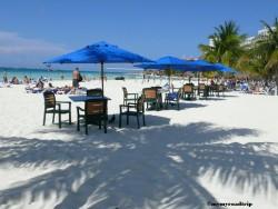 plage cancun mer caraibes