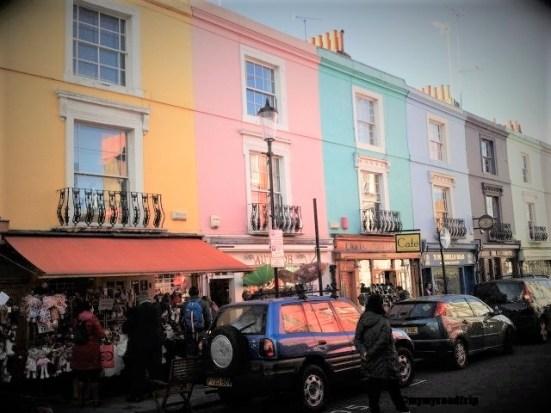 endroits préférés à Londres