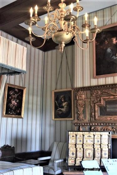 interieur chateau de grignan