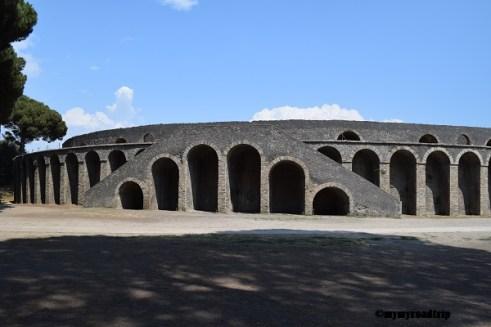 amphitheatre-pompei