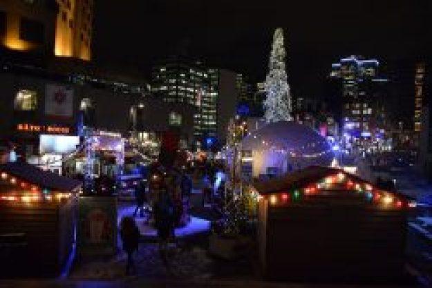 Fête des lumières Montréal