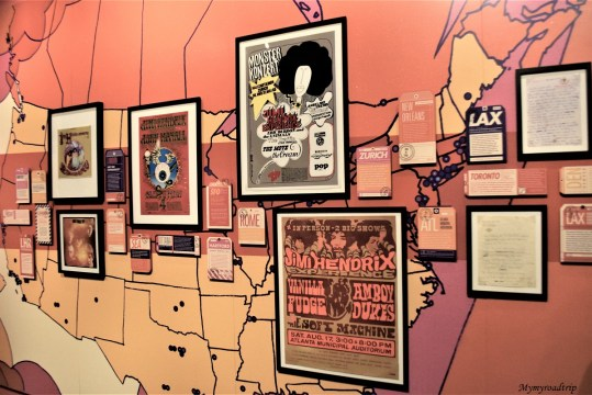 Musee pop culture jimmy hendrix