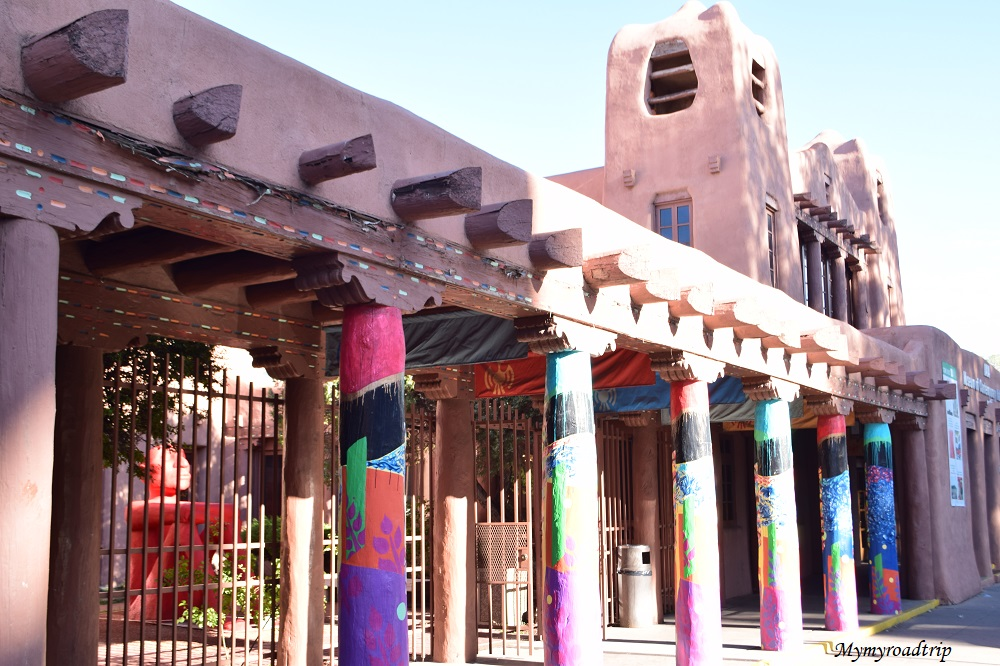 Museum of comtempory Native Arts