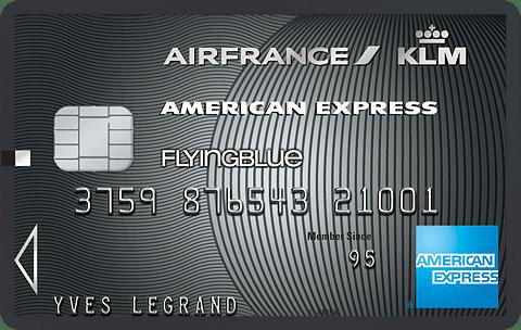 american express platinium airfrance