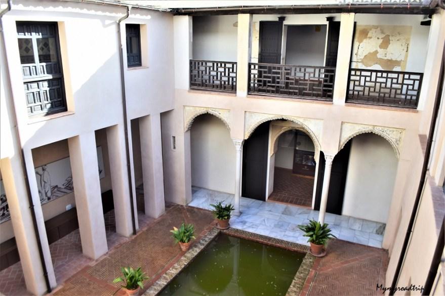 maison de Zafra grenade