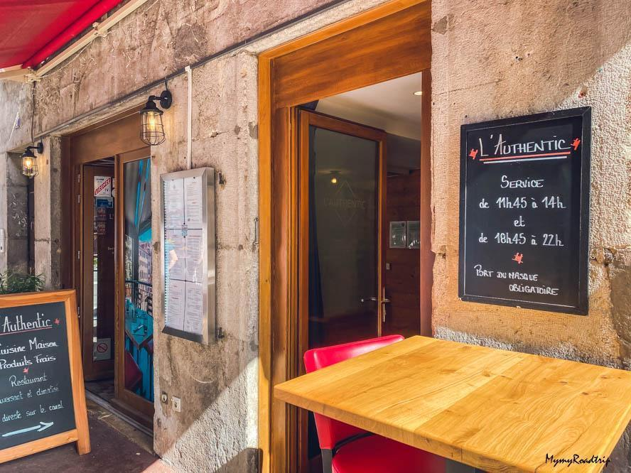 annecy food restaurants