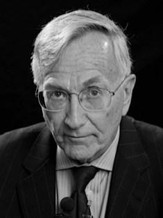Journalist Seymour Hersh, die een Pulitzer-prijs kreeg voor zijn verslag over de My Lai slachting