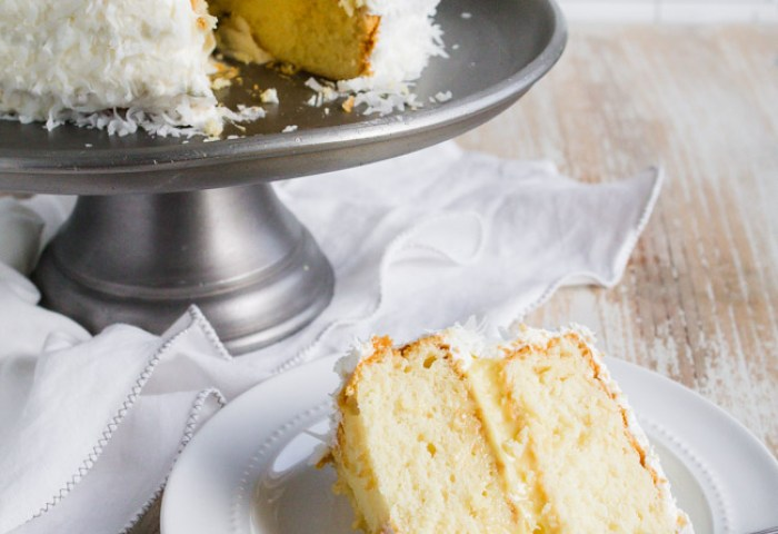 The Best Easy Coconut Cake Recipe My Name Is Snickerdoodlep