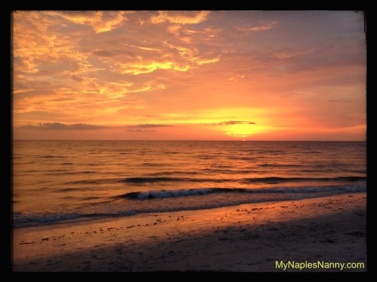 Best-Naples-Nanny-Agency-in-Naples-My-Naples-Nanny-Naples-Florida-Vanderbilt-Beach-Sunset-Near-The-Ritz-Carlton