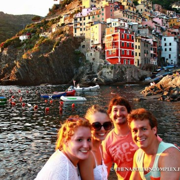 Tips for Visiting Cinque Terre, PLUS Cinque Terre Sunset Pictures!