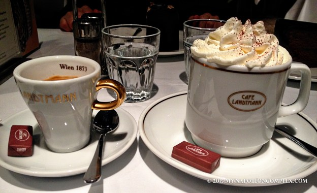 Espresso & Hot Chocolate