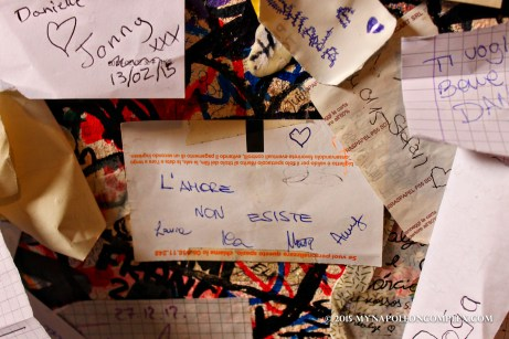 Picture of Letters to Juliet, Verona, Italy.