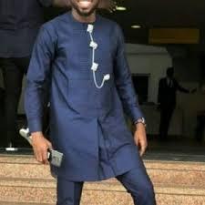 fitted senator attire