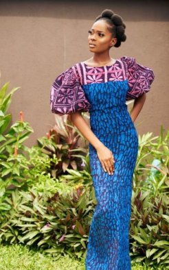 latest gown styles for ladies