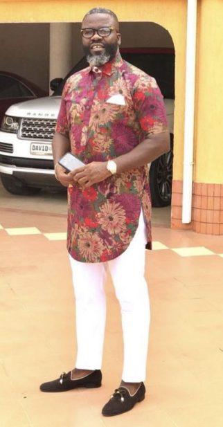 latest men ankara style