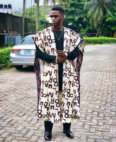 nigerian agbada styles