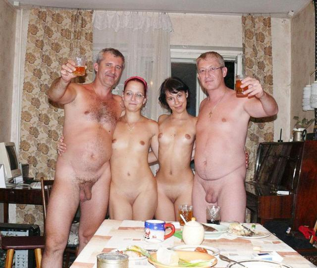 Nude Family With Fathers And Uncles Small Cocks And Girls Small Tits And Shaved Pussies