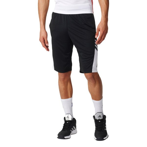 Adidas Team Speed Pregame Basketball Short Ablack ...