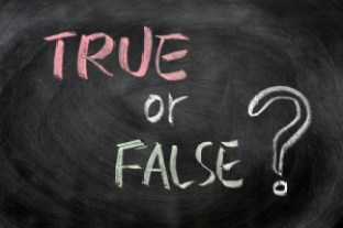 mynd works true or false image, myths