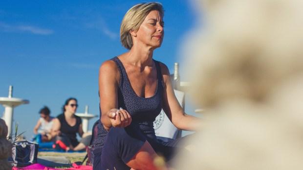 yoga, hypnosis