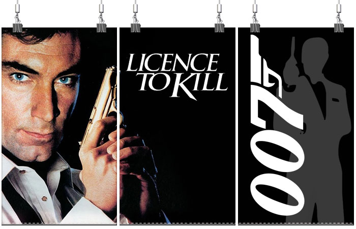 Image result for james bond a license to kill photo