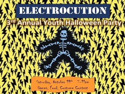 Electrocution Youth Halloween Party