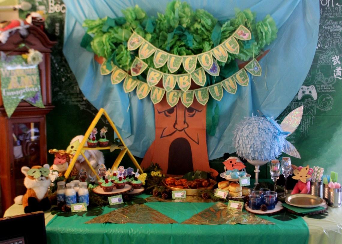 DIY Legend Of Zelda Party O My Nerd Nursery