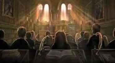 Hogwarts Mystery 1