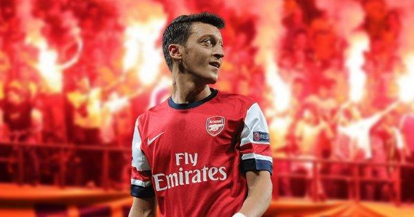 Özil-Arsenal uzlaşması sağlandı! F.Bahçe ve devlete ait yorumlama...