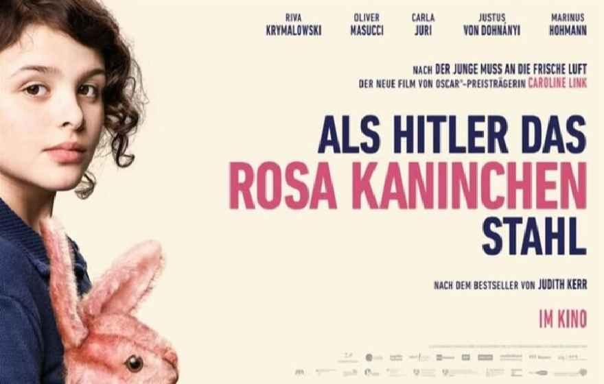 When Hitler Stole Pink Rabbit İndir – Türkçe Altyazılı 1080p