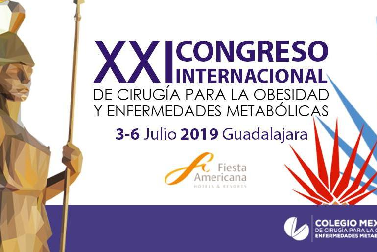 XXI Congress of Surgery for Obesity and Metabolic Disorders