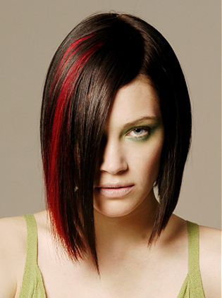 red hair danger my new hair