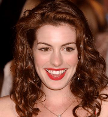 05 Anne Hathaway My New Hair