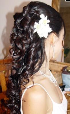 wedding curls my new hair