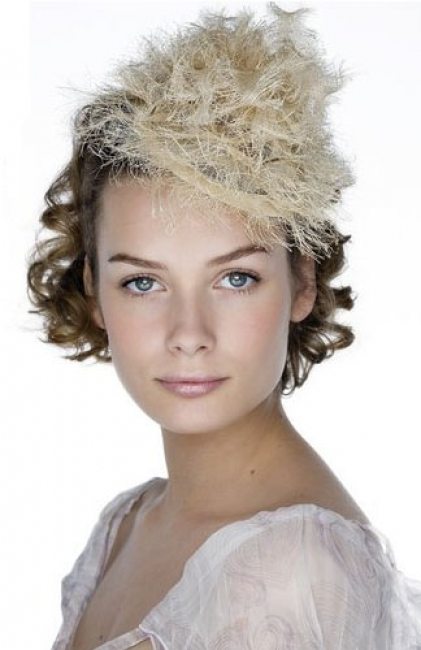 back to wedding hairstyles for short hair picture gallery