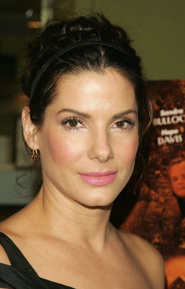 sandra bullock hairstyles - my new hair