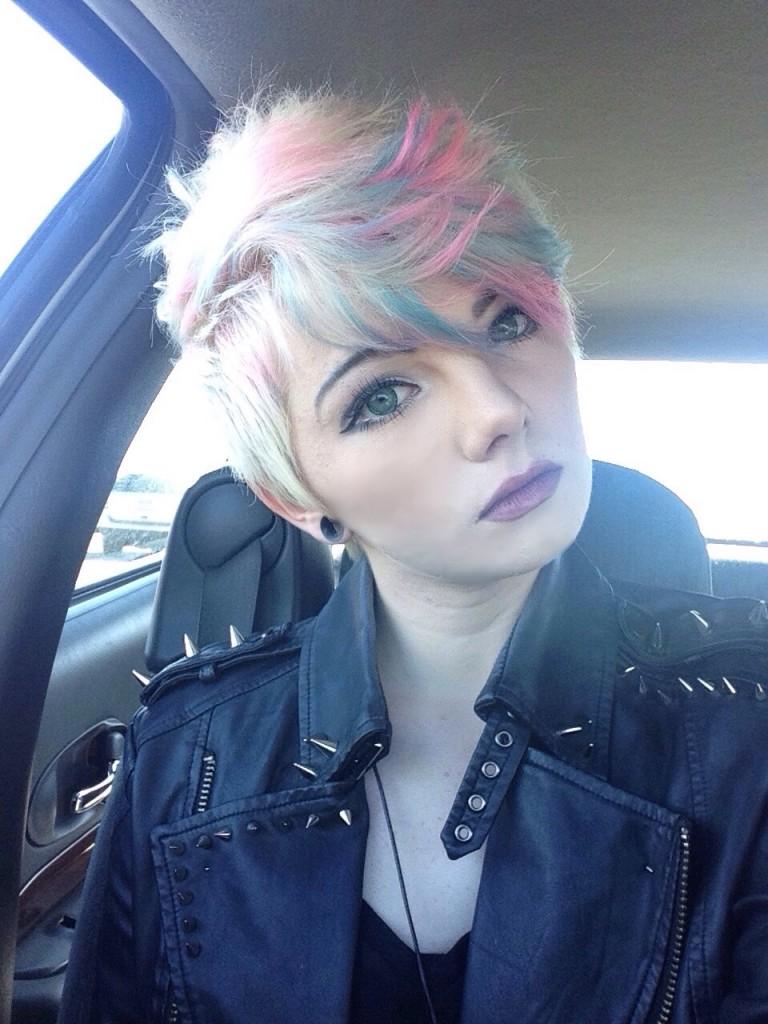 Alternative Posts My New Hair