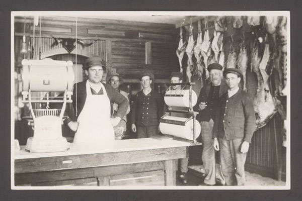 Image result for Vintage Butcher