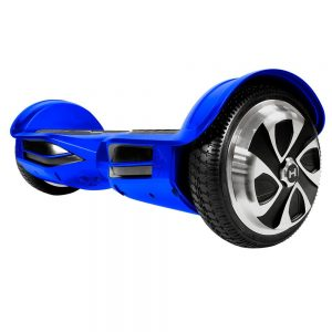 HOVERZON XLS Self Balancing Hoverboard, Blue